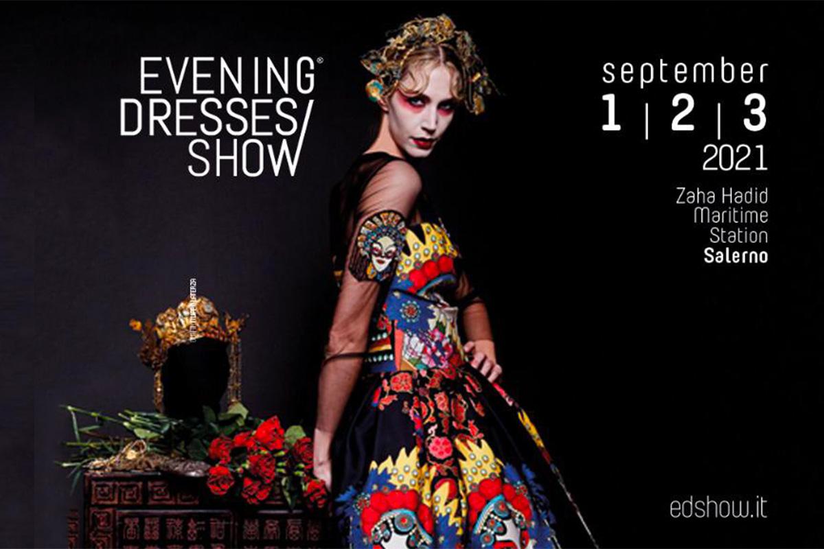 evening dresses show